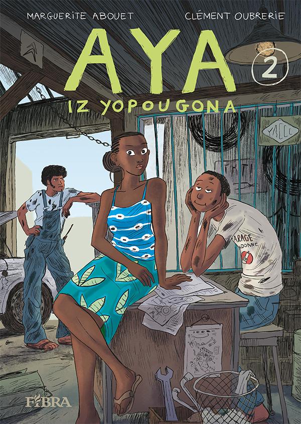 Aya iz Yopougona: knjiga druga