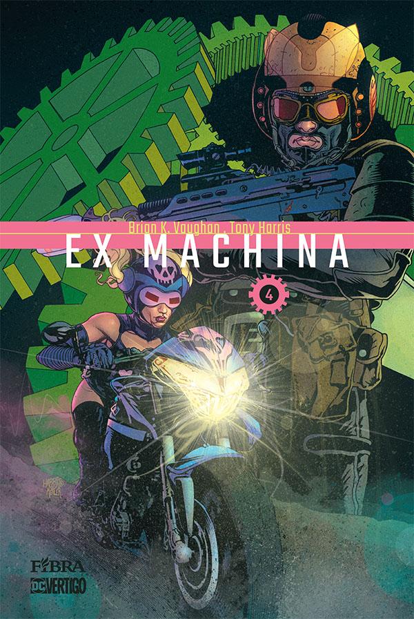 Ex Machina: knjiga četvrta
