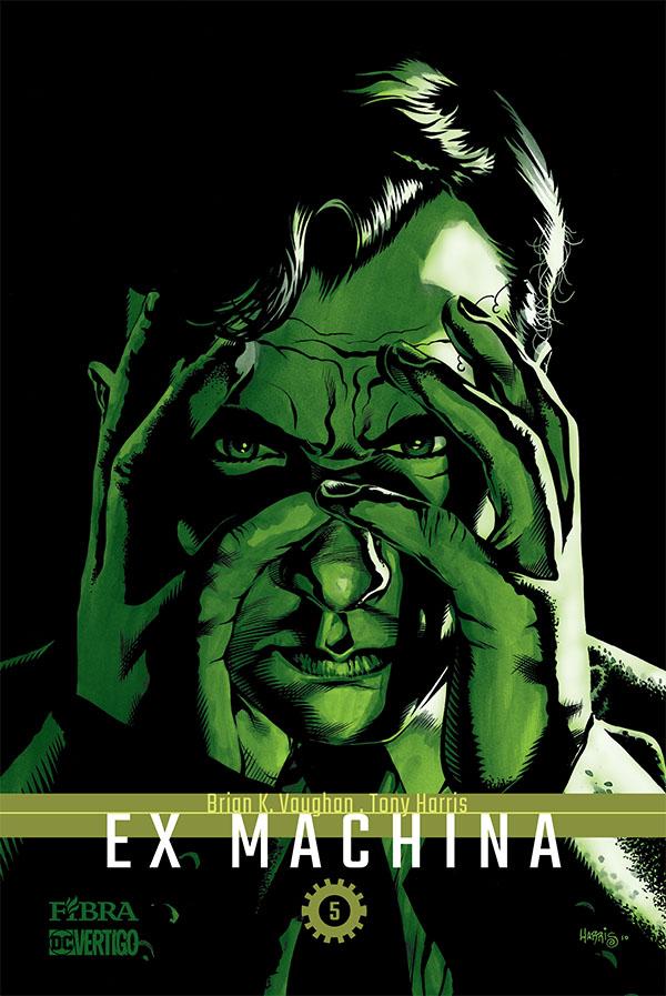 Ex Machina: knjiga peta