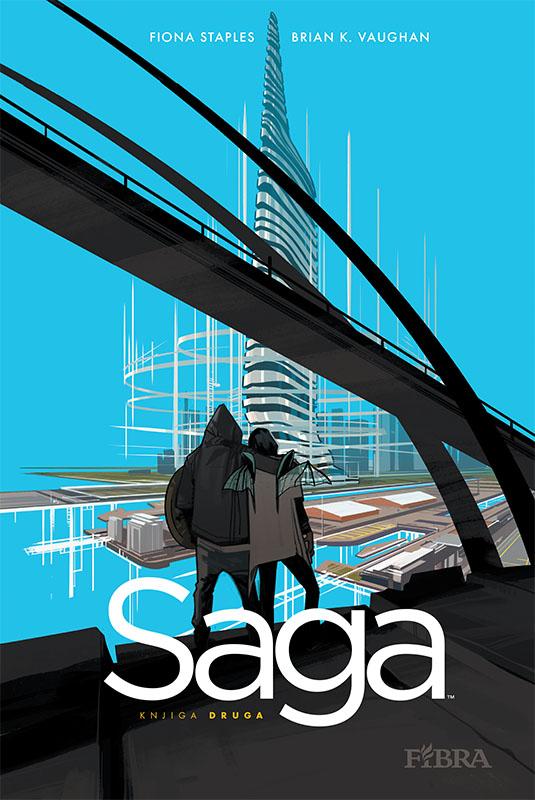 Saga: knjiga druga