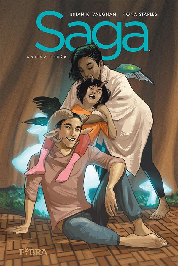 Saga: knjiga treća