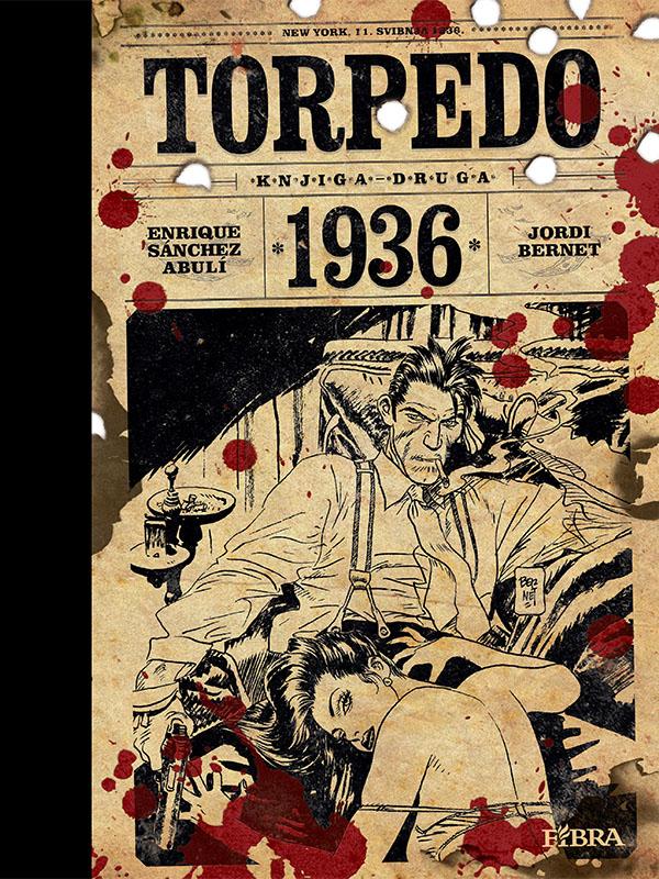 Torpedo: knjiga druga