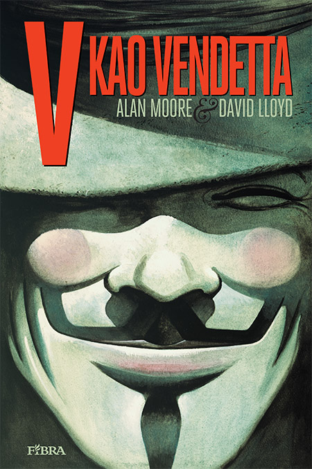 V kao Vendetta
