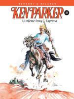 U vrijeme Pony Expressa